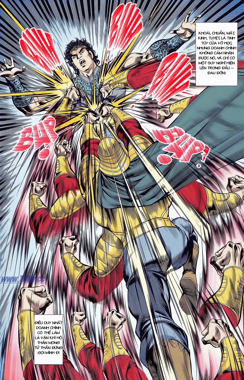 Tần Vương Doanh Chính chapter 9 trang 27