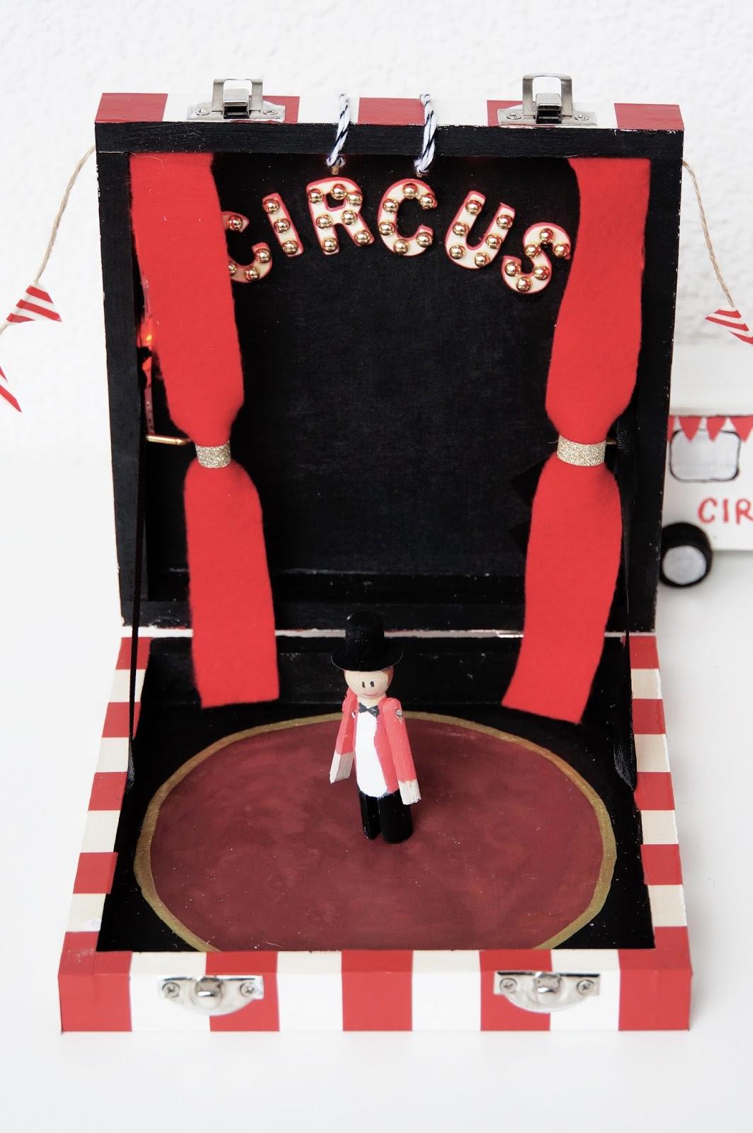 Basteln Malen Kuchen Backen Zirkus