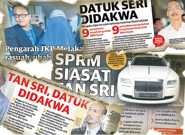 SPRM berkas pengarah, timbalan di Sabah