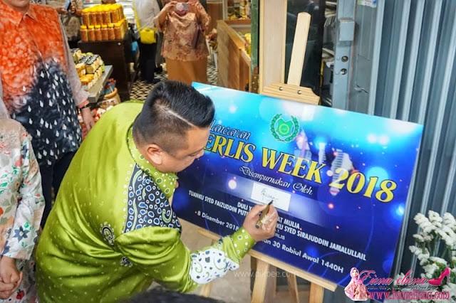 Majlis Perlancaran  'Perlis Week'
