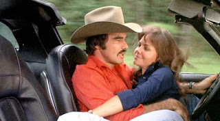 Burt Reynolds Sally Field Smokey and the Bandit