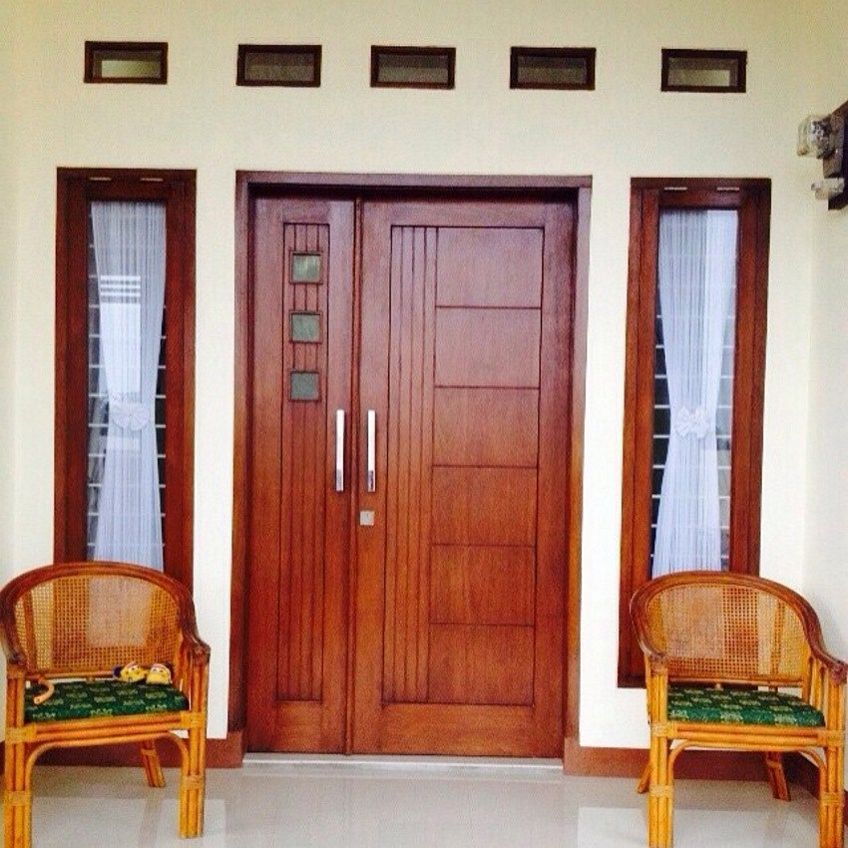 pintu kupu tarung besar kecil 3