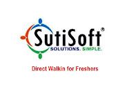SutiSoft-walkin-for-freshers