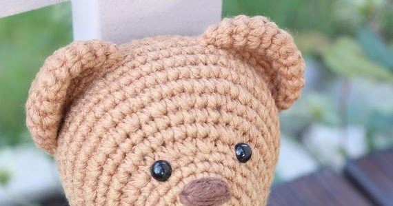 Amigurumi cuties | Crochet bunny, puppy and teddy | lilleliis | 299x570