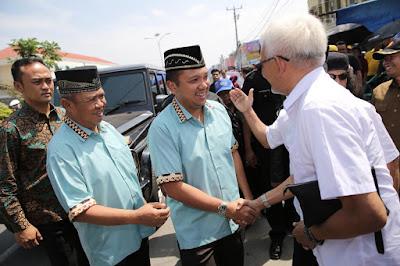 Ridho-Bachtiar Kedepankan Politik Santun di Pilgub Lampung 2018