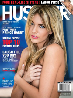 Revista Hustler USA-Julio 2015 PDF Digital