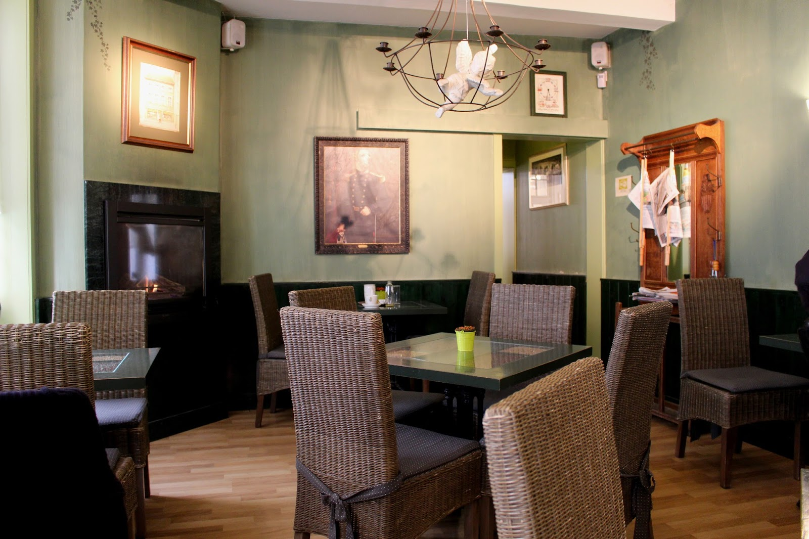 Tea-room De Proeverie Bruges Belgium