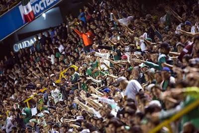 FIFA multó de nuevo a México