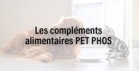 Les compléments alimentaires PET PHOS