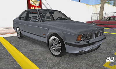 Download mod carro BMW M5 E34 Coupe para GTA San Andreas