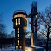 People Who Live Inside Water Towers (44 Pics)