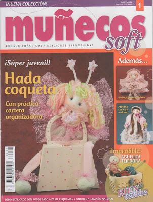 Revista: Muñecos Soft No. 1