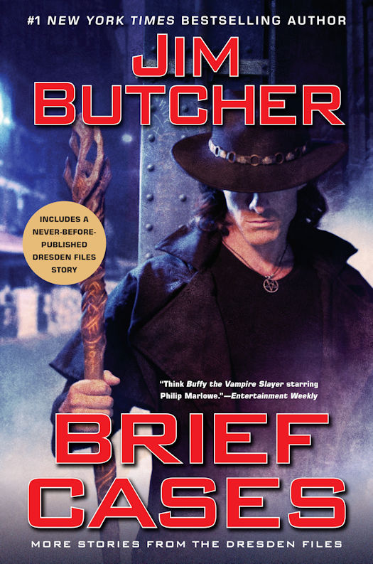 Review: Brief Cases by Jim Butcher