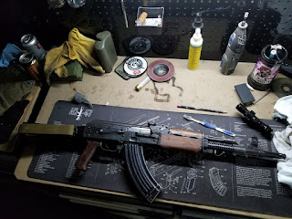 Germ-Miller-Short-Yugo-M72-RPK-Built