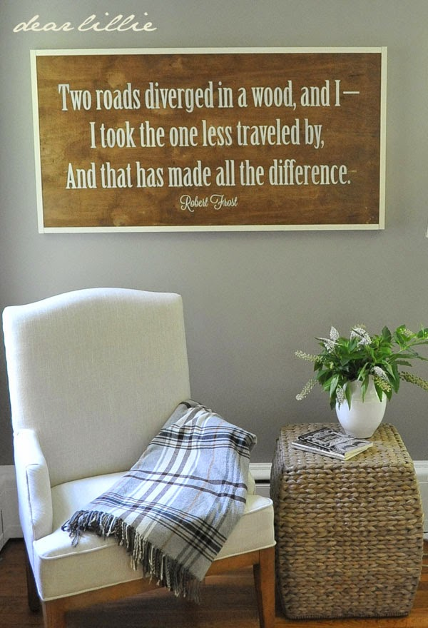 http://www.dearlillie.com/product/two-roads-handmade-oversized-wood-sign