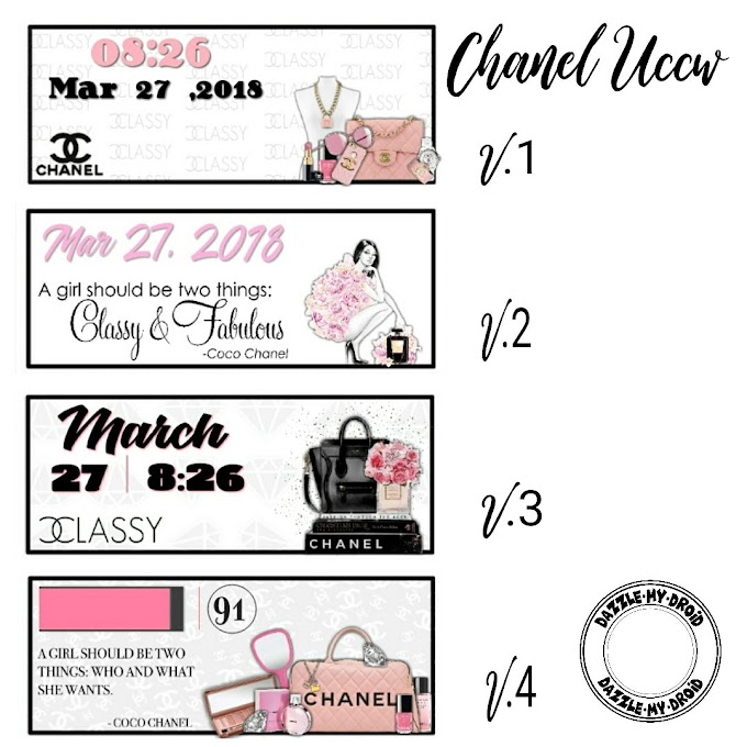 Chanel Sticker UCCW's