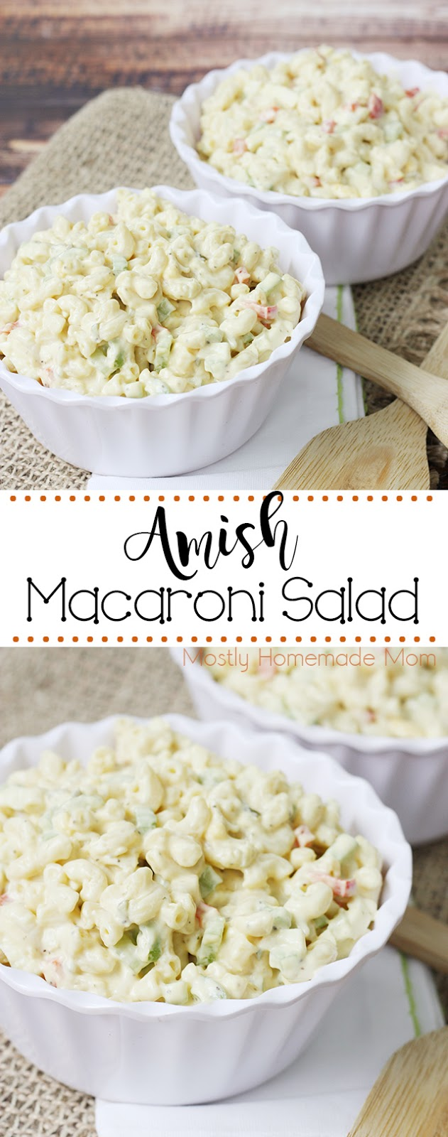 walmart amish macaroni salad recipe