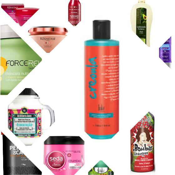 produtos de hidratacao low poo