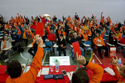 Resultado de imagem para Petroleiros anunciam greve de 72 horas a partir da próxima quarta-feira