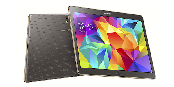 Samsung Galaxy Tab S 10.5 for AT&T receives software update