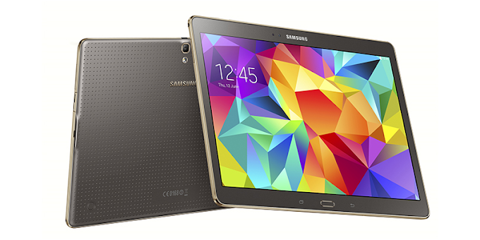 Samsung Galaxy Tab S 10.5 (Wi-Fi) receives Android 5.0.2 update
