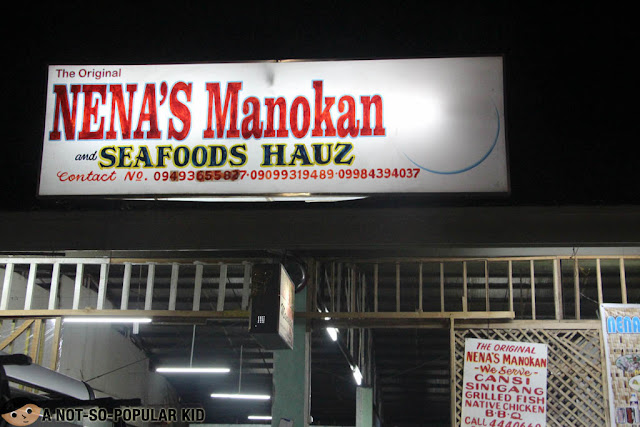 The Original Nena's Manokan and Seafood House