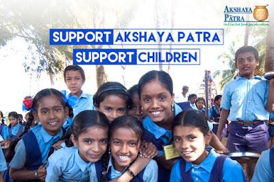 Support Akshaya Patra
