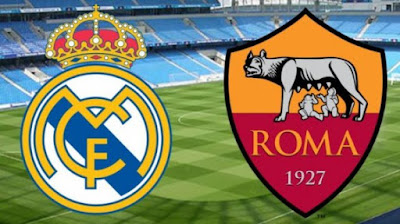 Live Streaming Real Madrid vs AS Roma UEFA Champions League 20.9.2018