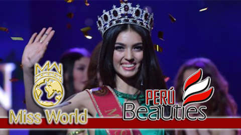 Madina Batyk es Miss World Kazakhstan 2019