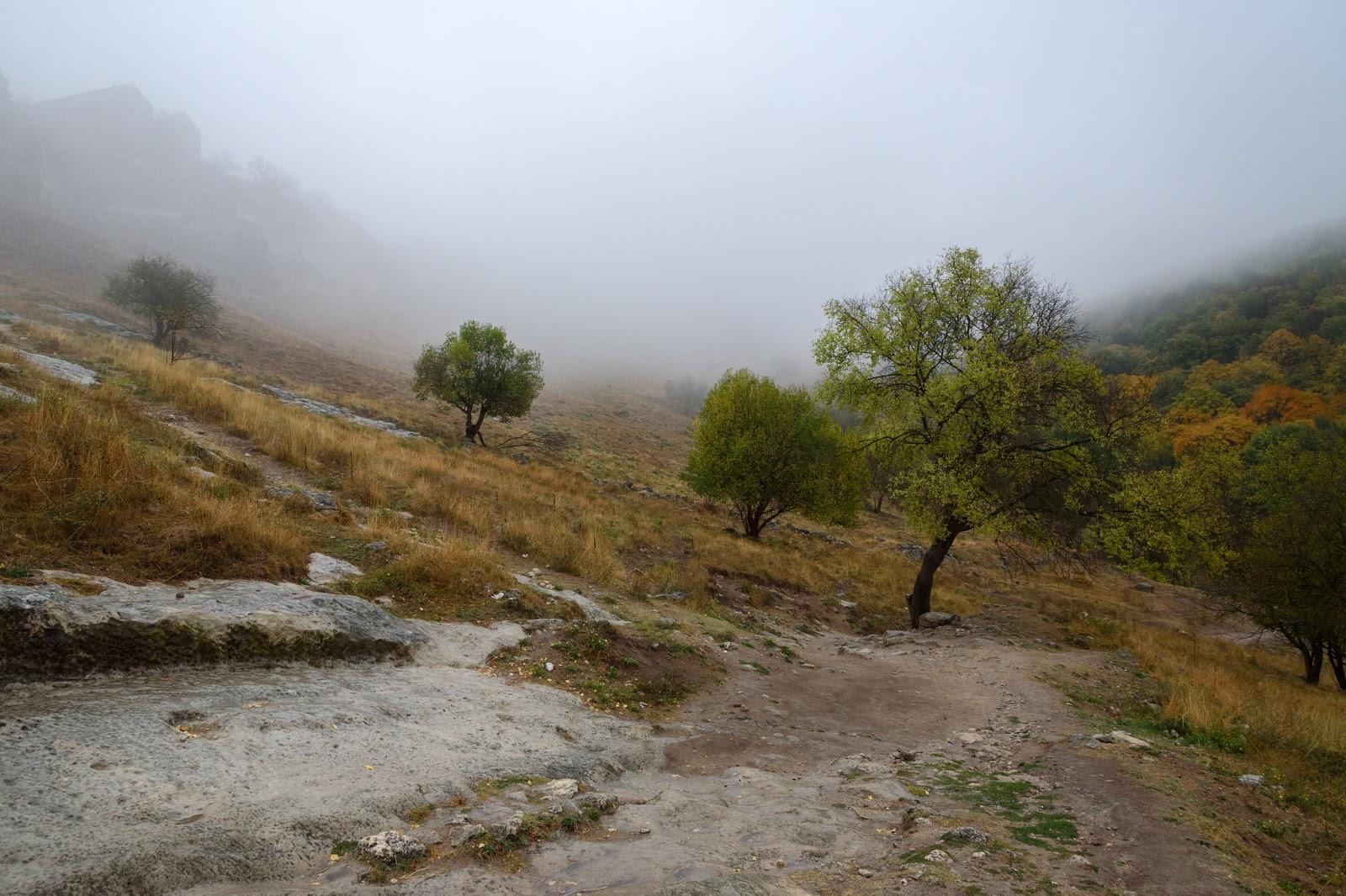 Фотографии Чуфут-Кале и пещерного монастыря