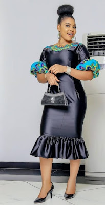 African American women tend to be conscious of what they wear 21+ Unique Ankara Dresses Styles Attires For African Women To Wear