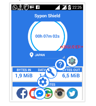 Download Latest Syphon Shield HandlerUI For Free Browsing - Shine9ja