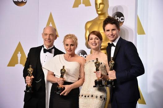 Ganadores de los Óscars 2015