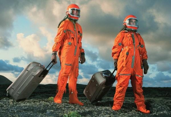 Uzay Turisti Rehberi