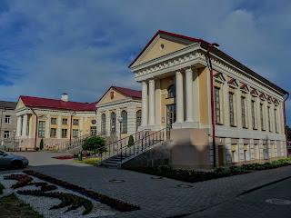 Пинск. Ул. Ленина, 44. Дворец Бутримовича