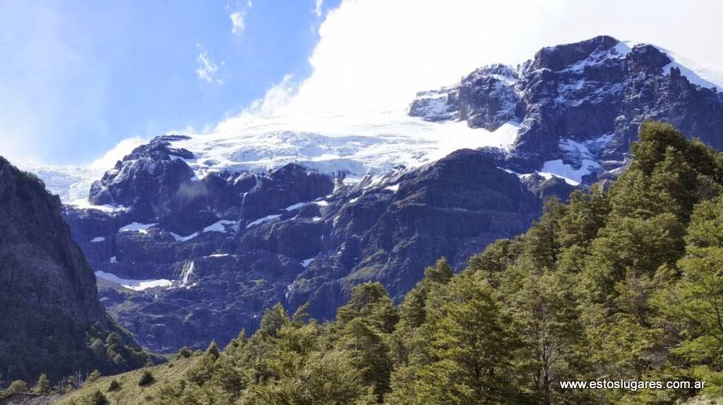 Estos Lugares: Cerro Tronador, Parque Nacional Nahuel Huapi