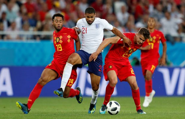 Prediksi Belgia vs Inggris, Perebutan Tempat ke-3 Piala Dunia 2018