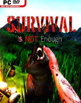 Survival Is Not Enough PC [Full] Español [Google Drive]