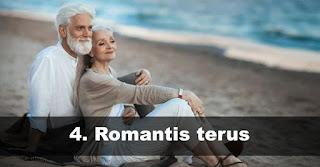 Dia Romantis terus - Tanda Dia Cinta Sejatimu