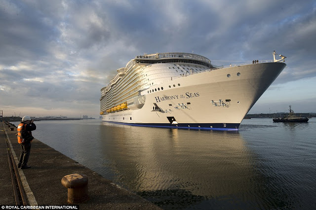 harmony of the seas 2016