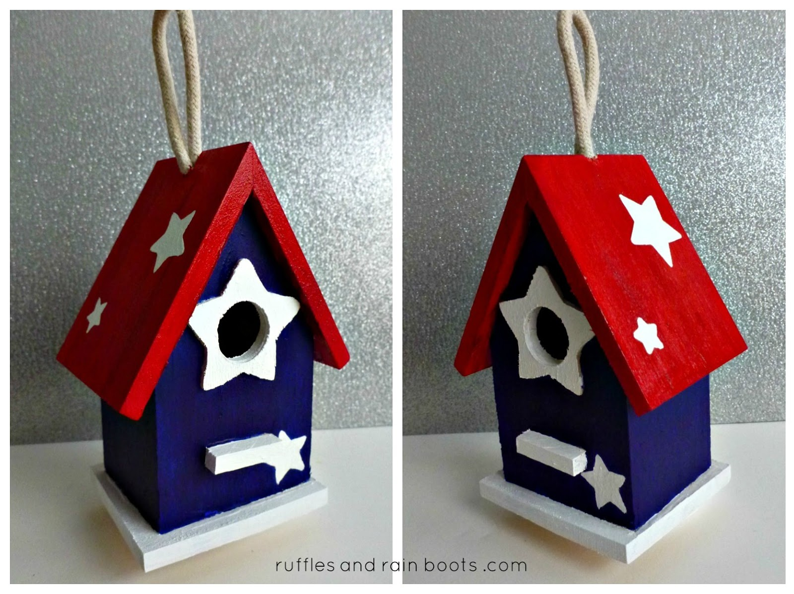 Birdhouse For Kids