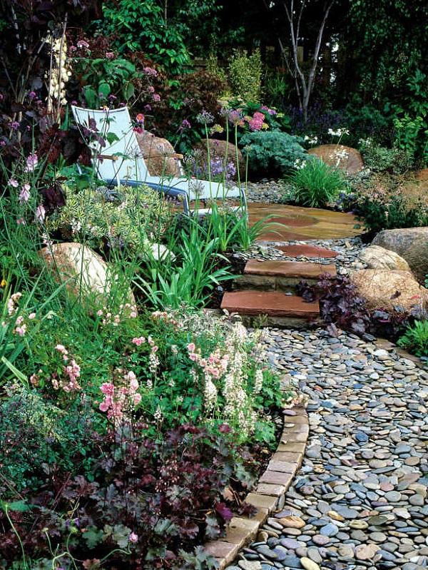 dise os de jard n con grava y ridos guia de jardin On color de jardín de grava