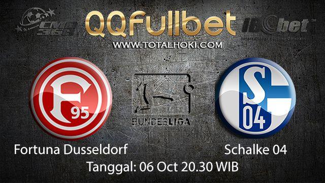 Prediksi Bola Jitu Fortuna Dusseldorf vs Schalke 04 6 Oktober 2018 ( German Bundesliga )