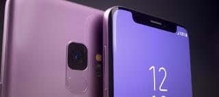 Samsung S9: pantalla y cámara