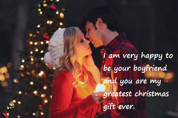 Merry Christmas Message Girlfriend