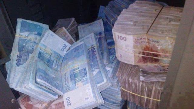أصيلة : تلميذ يعثر على حقيبة مملوءة بالمال ويسلمها إلى شرطة المدينة