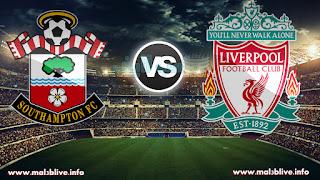 مشاهدة مباراة ليفربول وساوثهامتون بث مباشر liverpool vs southampton بتاريخ 18-11-2017 الدوري الانجليزي
