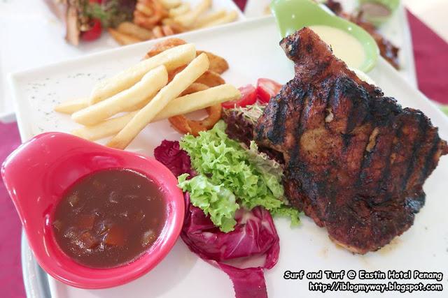 Surf & Turf and Burger Bonanza @ Eastin Hotel Penang