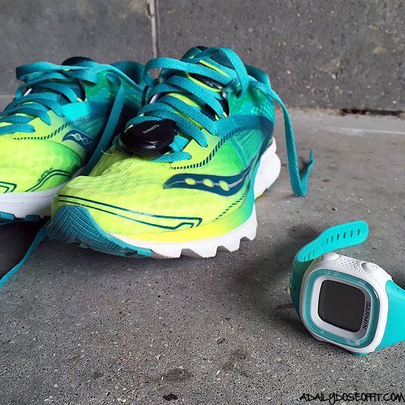 fitness, fit tips, fitness tips, running shoes, GPS watch, saucony, garmin, running gear