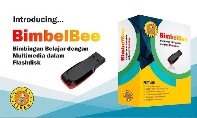 Penjual BimbelBee Multimedia - Bimbingan belajar dalam flashdisk